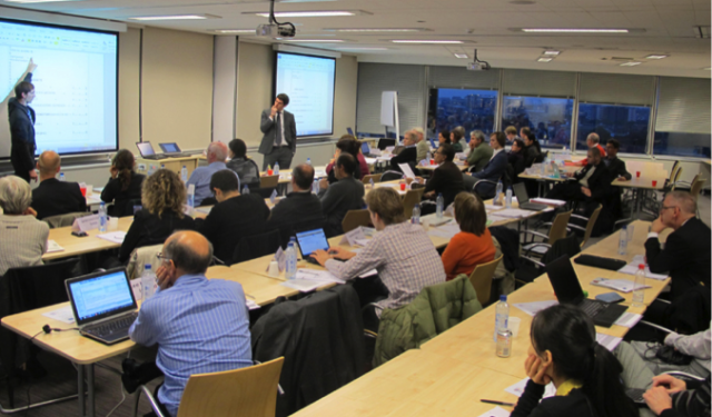 Kick-off Meeting: Oct 29–30, 2012