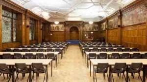 Westminster interior
